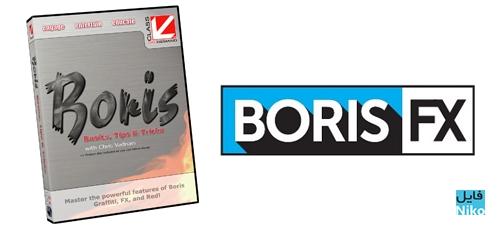 Boris FX - دانلود Boris FX 10.1.0.577 پلاگین جلوه های ویژه برای مونتاژ فیلم