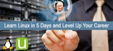 Career 222x100 - دانلود Learn Linux in 5 Days and Level Up Your Career - دوره آموزشی کامل لینوکس