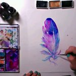 دانلود Anyone Can Watercolor The Basics for Creating Magical Pieces - دوره آموزشی کار با آبرنگ و خلق هنر جادویی آموزش نقاشی آموزشی مالتی مدیا