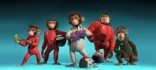 Space Chimps 222x100 - دانلود انیمیشن میمونهای فضایی –  Space Chimps همراه با دوبله فارسی
