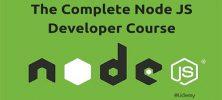 The Complete Node JS Developer Course 222x100 - دانلود The Complete Node JS Developer Course فیلم آموزشی دوره برنامه نویسی Node JS
