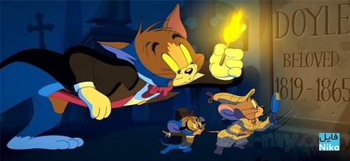 Tom and Jerry Meet Sherlock Holmes 2010 - دانلود انیمیشن Tom and Jerry Meet Sherlock Holmes با دوبله فارسی