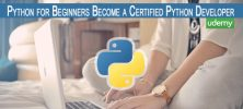 Untitled 1 19 222x100 - دانلود Udemy Python for Beginners: Become a Certified Python Developer دوره آموزشی مقدماتی پایتون