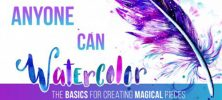can 222x100 - دانلود Anyone Can Watercolor The Basics for Creating Magical Pieces - دوره آموزشی کار با آبرنگ و خلق هنر جادویی