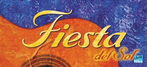 fiesta - دانلود آلبوم Fiesta del Sol گیتار فلامنکوی پرشور و هیجان اثر Kenny Vehkavaara