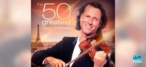 lova - دانلود آلبوم The 50 Greatest Love Themes - اثری از André Rieu