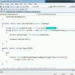 01. Reporting using LINQ to XML part 1.wmv snapshot 05.48 2016.08.12 01.18.50 150x150 - دانلود Pluralsight ASP.NET Tutorial Series دوره های آموزش طراحی وب با ای اس پی دات نت