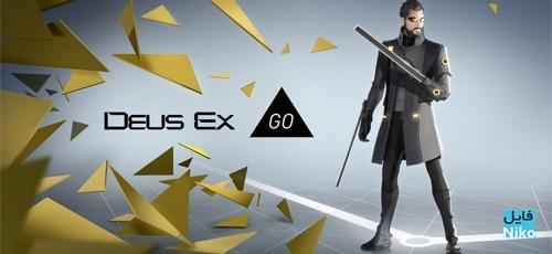 Deus Ex GO - دانلود Deus Ex GO 2.1.87803  بازی پازل و معمایی اندروید + مود + دیتا