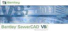 SewerCAD 222x100 - دانلود Bentley SewerCAD CONNECT Edition V10 Update 1 v10.01.01.04 نرم افزار تحلیل و طراحی شبکه های جمع آوری فاضلاب شهری