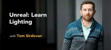Untitled 1 105 222x100 - دانلود Lynda Unreal: Learn Lighting فیلم آموزشی نورپردازی در موتور بازی سازی آنریل