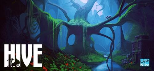Untitled 1 95 - دانلود بازی The Hive برای PC