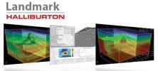 landmark 222x100 - دانلود Landmark R5000.1  نرم افزار طراحی چاه های نفت
