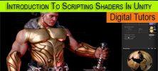 template 3 11 222x100 - دانلود Digital Tutors Introduction To Scripting Shaders In Unity فیلم آموزشی اصول کدنویسی Shader ها در Unity