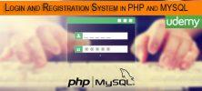 template 3 13 222x100 - دانلود Udemy Login and Registration System in PHP and MYSQL step by step فیلم آموزشی ساخت سیستم ثبت نام و Login بوسیله PHP و MySQL