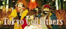 tokyo 222x100 - دانلود انیمه سینمایی Tokyo Godfathers