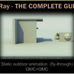 دانلود Legrenzi Studio VRay The Complete Guide Second Edition کتاب آموزش کامل وی ری ویرایش دوم آموزش انیمیشن سازی و 3بعدی آموزش نرم افزارهای مهندسی آموزشی مالتی مدیا