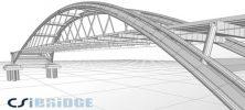 CSI Bridge 222x100 - دانلود CSI Bridge v20.1.0 Build 1415 آنالیز و طراحی لرزه ای انواع پل