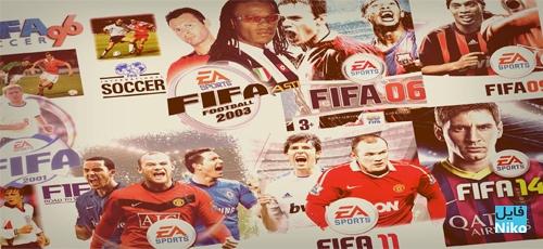 FIFA Collection - دانلود FIFA Collection مجموعه بازی های فیفا از ابتدا تا کنون برای کامپیوتر