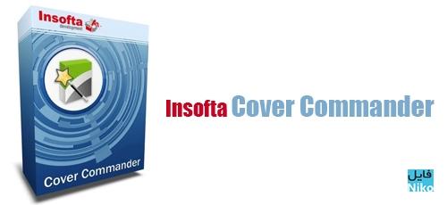 Insofta Cover Commander - دانلود Insofta Cover Commander 5.8.0 طراحی جعبه یا کاور