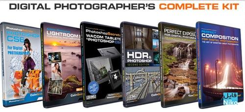 Untitled 1 104 - دانلود Digital Photographer's Complete Kit فیلم آموزشی نرم افزارها و تکنیک های عکاسی دیجیتال