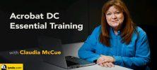 Untitled 1 33 222x100 - دانلود Lynda Acrobat DC Essential Training آموزش جامع ساخت فایلهای PDF با Adobe Acrobat DC
