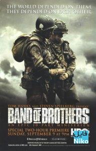 band of brothers ver4 191x300 - دانلود مینی سریال Band of Brothers با زیرنویس فارسی