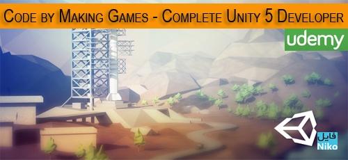 template 3 2 - دانلود Udemy Learn To Code by Making Games Complete Unity 5 Developer فیلم آموزش کامل برنامه نویسی بازی با Unity 5