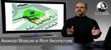 Advanced Modeling in Revit Architecture 222x100 - دانلود Lynda Advanced Modeling in Revit Architecture فیلم آموزشی مدل سازی پیشرفته در Revit Architecture