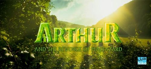 arthor - دانلود انیمیشن Arthur and the Revenge of Maltazard با دوبله فارسی