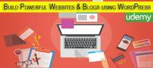 template 3 222x100 - دانلود Udemy Build Powerful Websites and Blogs using WordPress No Coding فیلم آموزشی ساخت وب سایت و وبلاگ های قدرتمند با وردپرس بدون کدنویسی