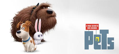 1 33 - دانلود انیمیشن The Secret Life of Pets با دوبله فارسی