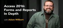 Untitled 1 123 222x100 - دانلود Lynda Access 2016: Forms and Reports in Depth فیلم آموزشی فرم ها و گزارش ها در اکسس 2016