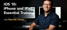 Untitled 1 28 222x100 - دانلود Lynda iOS 10: iPhone and iPad Essential Training فیلم آموزشی آی او اس 10: آیفون و آیپد