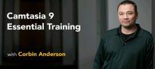 Untitled 1 60 222x100 - دانلود Lynda Camtasia 9 for Windows Essential Training فیلم آموزشی نرم افزار آموزشی ساز Camtasia 9