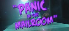panic 222x100 - دانلود انیمیشن کوتاه Panic in the Mailroom