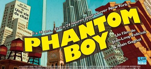 phan - دانلود انیمیشن Phantom Boy 2015 (پسرک شبحی) با دوبله فارسی