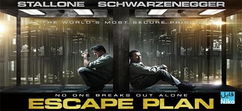 Escape Plan 2013 - دانلود فیلم سینمایی Escape Plan 2013 با دوبله فارسی