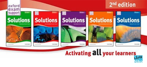 Solutions 2nd - دانلود Solutions 2nd مجموعه آموزشی زبان انگلیسی Solutions  ویرایش دوم