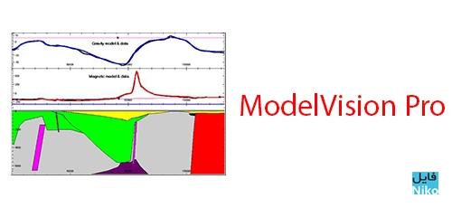 Untitled 2 15 - دانلود ModelVision Pro v8.0 نرم افزار تحلیل، مدلسازى و تفسیر سهبعدى دادههاى ثقل و مغناطیس