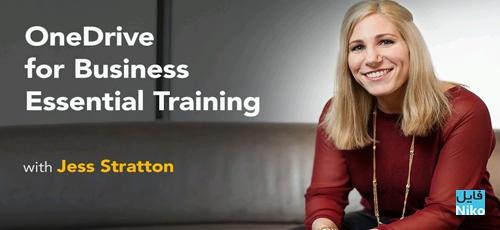 Untitled 2 37 - دانلود Lynda OneDrive for Business Essential Training فیلم آموزشی استفاده از OneDrive برای کسب و کار