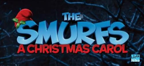 carol - دانلود انیمیشن کوتاه اسمورف ها در سرود کریسمس – The Smurfs A Christmas Carol