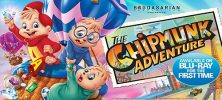 chimp 222x100 - دانلود انیمیشن The Chipmunk Adventure