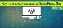 template 3 23 222x100 - دانلود Udemy How to create a successful WordPress Site فیلم آموزشی ایجاد یک وب سایت موفق با وردپرس