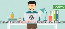 wd 222x100 - دانلود Udemy Create Custom WordPress Themes From Scratch فیلم آموزشی ساخت پوسته WordPress سفارشی از ابتدا