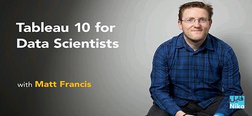 Untitled 2 51 - دانلود Lynda Tableau 10 for Data Scientists فیلم آموزشی Tableau 10 برای دانشمندان علوم داده
