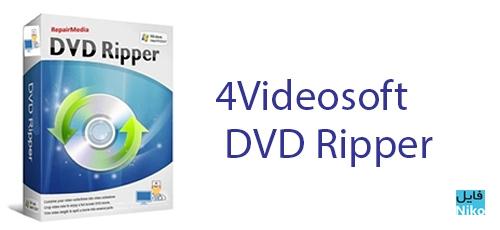 Untitled 5 1 - دانلود 4Videosoft DVD Ripper Platinum 5.5.8 مبدل فیلم های DVD