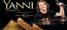 Yanni – The Dream Concert Live from the Great Pyramids of Egypt 222x100 - دانلود Yanni Live from the Great Pyramids of Egypt کنسرت با شکوه یانی در اهرام بزرگ مصر