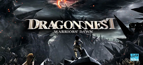 dragon - دانلود انیمیشن  آشیانه اژدها جنگجویان سحرخیز Dragon Nest: Warriors Dawn با دوبله فارسی