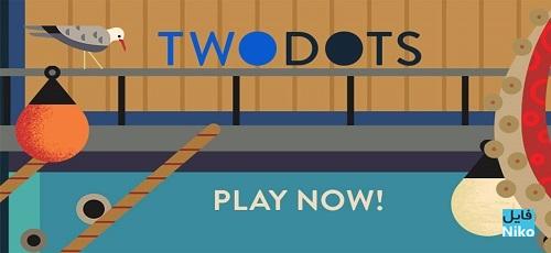 Two Dots Cover.2 - دانلود Two Dots 3.14.0  بازی پازل محبوب دو نقطه اندروید + نسخه مود