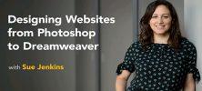 Untitled 2 9 222x100 - دانلود Lynda Designing Web Sites from Photoshop to Dreamweaver فیلم آموزشی طراحی وب سایت ها از Photoshop تا Dreamweaver